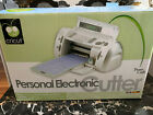 ProvoCraft Cricut Personal Electric Cutter Craft Cutting With 5 Cartridges