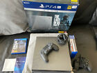 PS4 Pro The Last Of Us Limited Edition Console Bundle With Games Extra Boxed