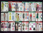 Misses New Look Sewing Patterns Lot 175 Sizes 8 18 UNCUT Factory Fold Qty 18