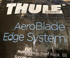NEW Thule AeroBlade Edge Load Bar QTY 1 BAR 7601 Small in Silver