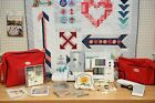 Bernina Artista 200 Sewing Embroidery Machine Fully Serviced  Ready to Go