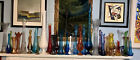MCM LOT OF 50 From 55 26 Tall GLASS SWUNG VASES VIKINGSMITH W 10+Bonuses