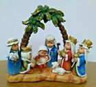 Pageant Nativity of Holy Family and 3 Kings with Children as Characters 32388