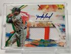 2020 Topps Inception Baseball Cards 32