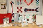 Bernina Artista 185 QE Sewing and Embroidery Machine Only Used 65 Hours