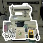 Sears Kenmore Sewing Machine Model 1941 with Accessories 15819412 Made in Japan