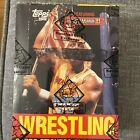 1987 Topps WWF Wrestling Trading Card Wax Box (36 Packs) X-Out BBCE Sealed