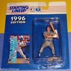 1996 RICO BROGNA New York Mets NM+ Rookie * FREE s/h * sole Starting Lineup