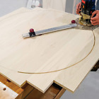 Router Jig Circle Cutting Guide Template Kit Woodworking Oversized Handle Knob