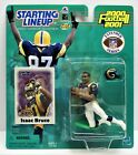 STARTING LINEUP Extended Series 2000 ISAAC BRUCE - ST LOUIS RAMS - VGC
