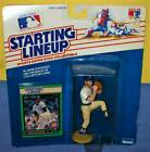 1989 RICK SUTCLIFFE Chicago Cubs * FREE s/h * Starting Lineup