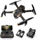 Q10 Mini Drones for Kids with Camera FPV Wifi 720P HD Remote Control Helicopter