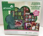 Girl Scouts Colorbok Scrapbook Kit With Album Paper  Stickers 250 Pieces New