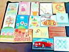 LOT 16 SEALED 3D GREETING CARDS ENVBY PAPER MAGICBDAYGWCONGRATSBLANK++