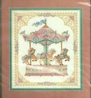 Dimensions Gold 3769 Her Majestys Carousel Counted Cross Stitch Kit NIP
