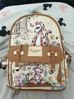 Disney Loungefly Winnie The Pooh Tigger and piglet BNWT Vegan Leather