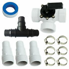 Bypass Kit for Solar Pool Heater Above Ground Swimming Pools Replacement Parts