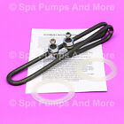 Spa Heater Element Hot Tub Heating Coil 4kw MIDDLE Terminals 40 kw 98 230 115
