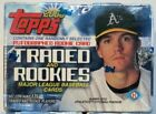 2000 TOPPS BASEBALL TRADED & ROOKIES SET FACTORY SEALED 1-AUTO MIGUEL CABRERA RC