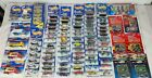 Lot of 96 Vintage Mostly New 90s Hot Wheels 1 64 Diecast Cars Treasure Hunt