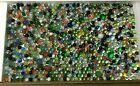 Lot of 10 Pounds Glass Marbles 1 2 5 8 1 Mixed Colors Toy Games Collection