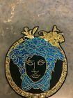 iron on patch versace
