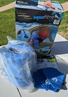 New  Improved AQUA 4 Piece Fitness Set for Water Aerobics Pool Exercise READ