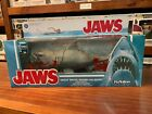 Funko ReAction JAWS Great White Shark and Bloody Quint Final Battle 2015 SDCC