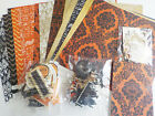 ANNA GRIFFIN Halloween For All Cardstock Stickers Sentiments COMPLETE KIT
