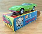 MATCHBOX LESNEY VINTAGE SUPERFAST No52 DODGE CHARGER MKIII IN BOX 1971