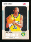 Top 15 Kevin Durant Rookie Cards 27