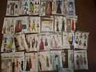 26 Sewing Patterns Job Lot Vogue Style Butterwick McCalls and more