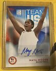 2016 Topps US Olympic and Paralympic Team Hopefuls Trading Cards 19