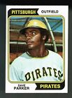 Dave Parker Cards, Rookie Cards and Autograph Memorabilia Guide 23