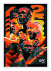 2021 Panini Instant UFC Rated Rookie Retro MMA Cards 16