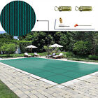 Swimming Pool Cover 16 x 32 ft Safety Winter Pool Cover for In Ground Pool