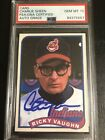 Is This the Closest We'll Get to a Major League Charlie Sheen Autograph Card? 7