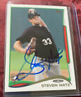 Steven Matz Rookie Cards and Prospect Cards Guide 21