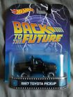 Hot Wheels 87 Toyota Pickup Real Riders Back To The Future Retro Entertainment