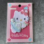 Vintage Hello Kitty Iron On patch Made In Japan 1997