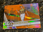 2017 Topps Chrome Baseball Variations Checklist and Gallery 62