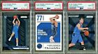 Absolute Memorabilia 7 Cards Pack Auto Basketball Luka Doncic Prizm Rookie PSA