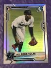 2021 Bowman Chrome Baseball Variations Rookie Refractor Gallery 40