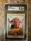 Aaron Rodgers Rookie Cards Checklist and Autographed Memorabilia 38