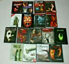 Big Horror DVD Lot 4 Movie Sets Alien Saw 1 2 Prom Night BoogeyMan and More