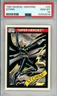 1990 Impel Marvel Universe Trading Cards 136