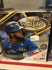 2021 TOPPS GOLD LABEL SEALED HOBBY BOX BEST PRICES AROUND