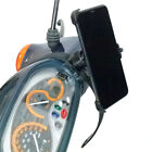 Scooter Moped Collar Mount with Dedicated Cradle for iPhone SE 1st edition