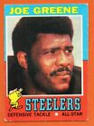 Top Pittsburgh Steelers Rookie Cards of All-Time 22