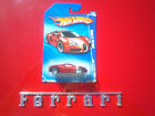 HOT WHEELS 2010 HOT AUCTION BUGATTI VEYRON RED 02 10 PERFECT FREE SHIPPING